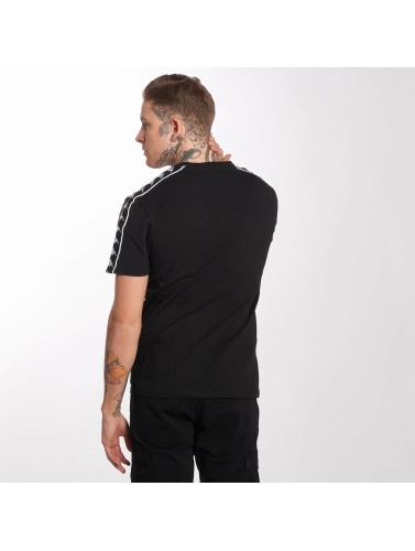 Kappa Herren T-Shirt Charlton in schwarz