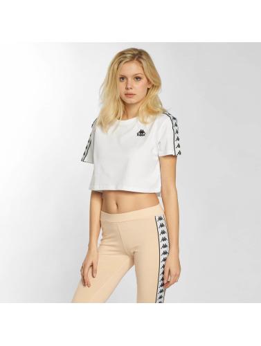Kappa Damen T-Shirt Apua in weiß