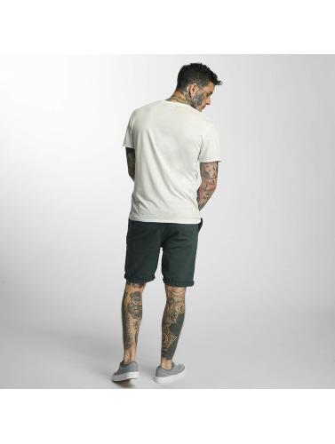 Khujo Menn I Hvit Skjorte Tričko engros-pris billig pris salgs nye fabrikkutsalg billig 100% autentisk tumblr billig online y25wiYJd