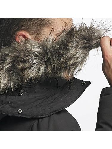 Khujo Hombres Chaqueta de invierno Vasco in gris