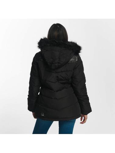 Khujo Kvinner Vinterjakke I Svart Ii Winsen gratis frakt billig salg 100% autentisk beste priser P0UTu