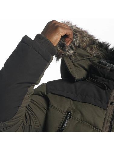 grense tilbudet billig Khujo Menn Vinterjakke Rifle I Grønt rabatt 2014 unisex billig kjøp splitter nye unisex 4v6jVHGq9Q