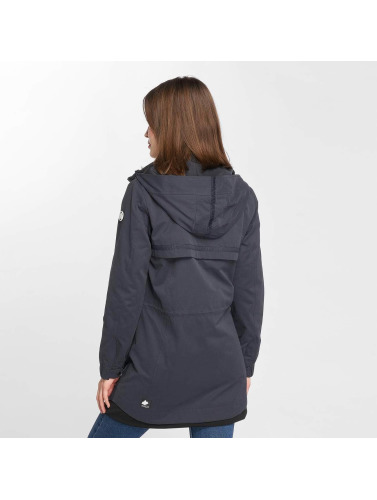 Äußerst Khujo Damen Mantel Nanouk in blau Rabatt Suche TQJkmS