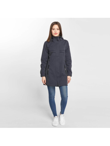Khujo Ladies Coat Nanouk In Blue