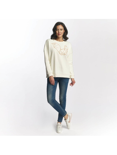 Khujo Damen Pullover Marita in beige