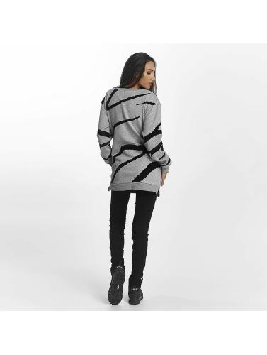 Khujo Damen Pullover Malisa in grau