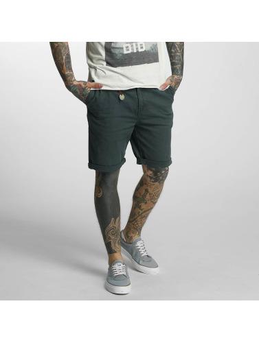 Khujo Herren Shorts Cactus in grün