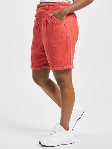 Outlet-Store Zum Verkauf Outlet Großer Verkauf Khujo Damen Shorts Mackay in rot Rabattgutscheine Online Finish Verkauf Online Für Billigen Rabatt knrgm