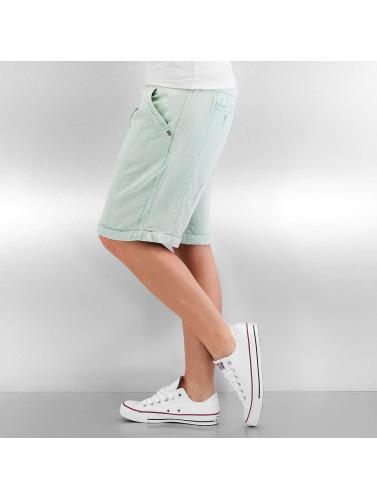 Khujo Damen Shorts Mackay in türkis