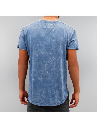 Khujo Herren T-Shirt Ulaf in blau Professionelle Günstig Online zuvgGrPn8z