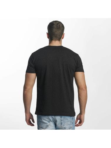 Khujo Herren T-Shirt Umito in grau