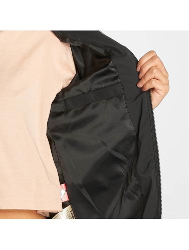 Khujo Damen Übergangsjacke Larina in schwarz