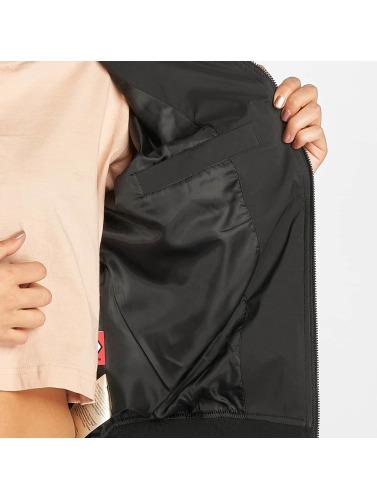 Khujo Damen Übergangsjacke Acata in schwarz