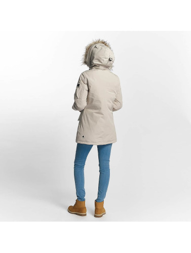 Khujo Damen Winterjacke Mary in beige
