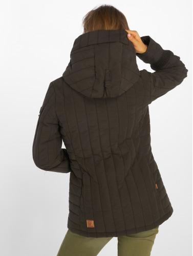 Khujo Damen Winterjacke Tweety Prime in schwarz