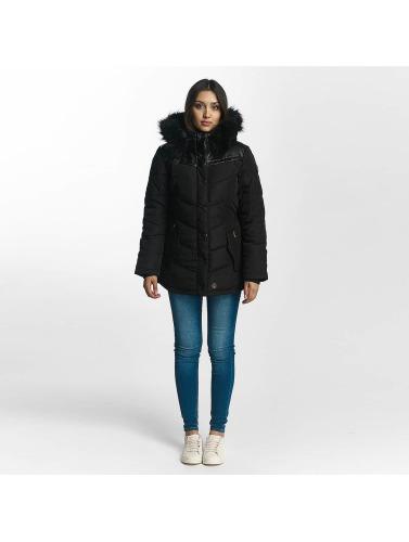 Khujo Damen Winterjacke Winsen II in schwarz Ausgezeichnet Neueste Günstig Online Billig Zum Verkauf rELbx