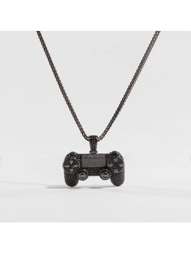 KING ICE Kette CZ Pro Gamer Controller in schwarz