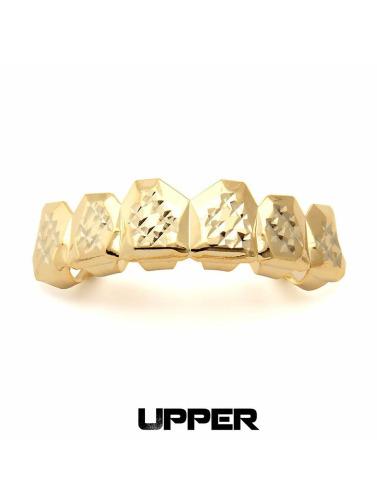 KING ICE Sonstige Diamond Cut in goldfarben