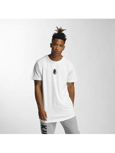 Kingin Hombres Camiseta Comp. Kingin Menn Komp. In Blanco I Hvitt rabatt footlocker rabatt mange typer nettbutikk fra Kina klaring mange typer NBJ62G7