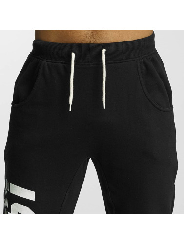 Kingin Herren Jogginghose Osiris in schwarz