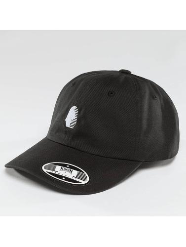 Kingin Snapback Cap OG in schwarz