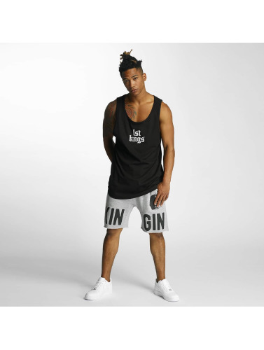 Kingin Herren Tank Tops LK in schwarz