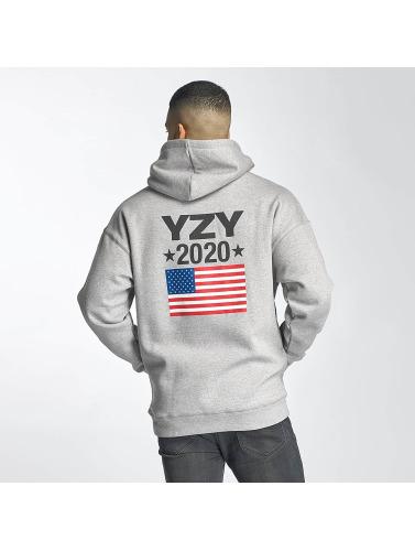 Kreem Hombres Sudadera YZY 2020 in gris
