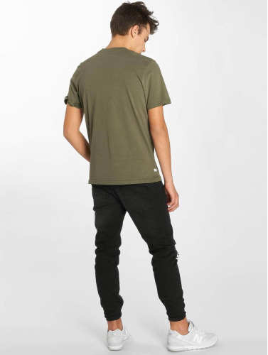 Kulte Herren T-Shirt Eagles in khaki