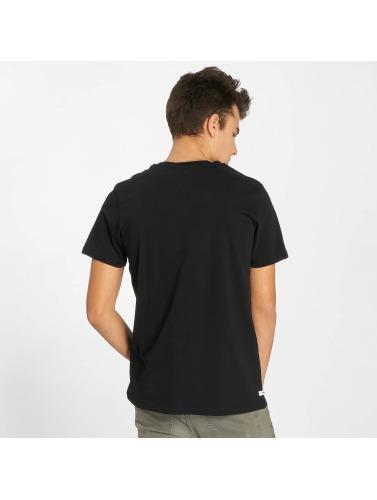 Kulte Herren T-Shirt Jaguar in schwarz