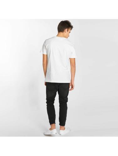 Kulte Herren T-Shirt Corpo in weiß