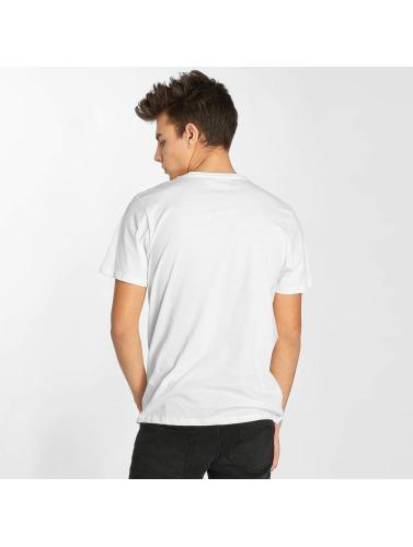 Kulte Herren T-Shirt Docteur Justice in weiß
