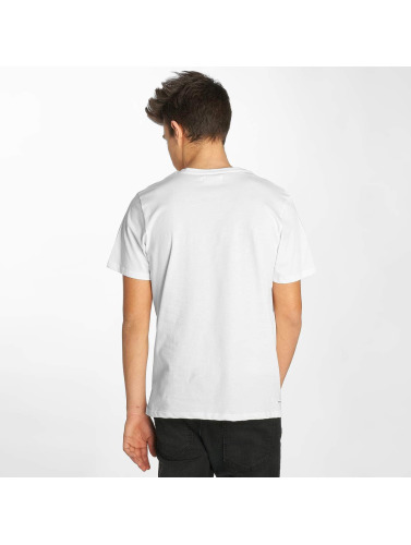 Kulte Herren T-Shirt Bolt in weiß