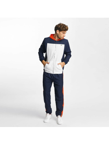 Lacoste Herren Anzug Sport Tennis Colorblocks in blau