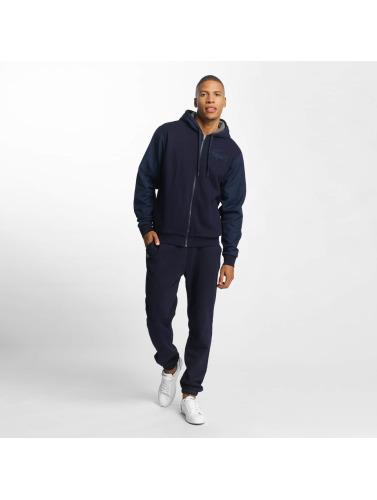 Lacoste Herren Anzug Fleece in blau