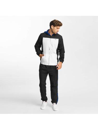 Lacoste Herren Anzug Sport Tennis Colorblocks in schwarz