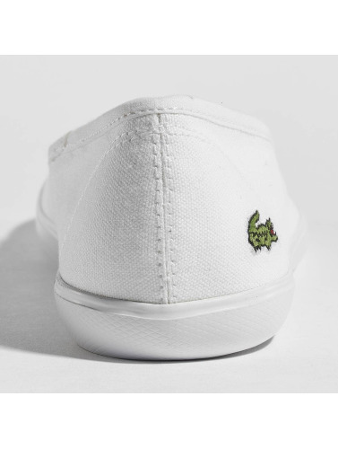 Lacoste Mujeres Bailarinas Marthe BL 1 SPW in blanco