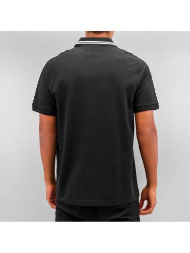 Lacoste Hombres Camiseta polo Classic in negro