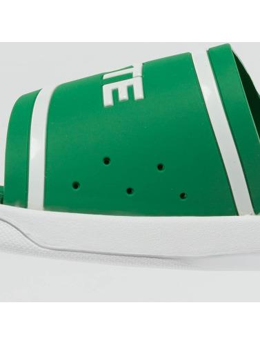 Lacoste Hombres Chanclas / Sandalias L.30 Slide in verde