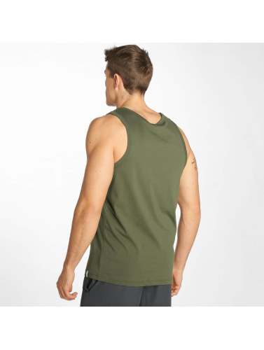 Lacoste Live Hombres Tank Tops Live in verde
