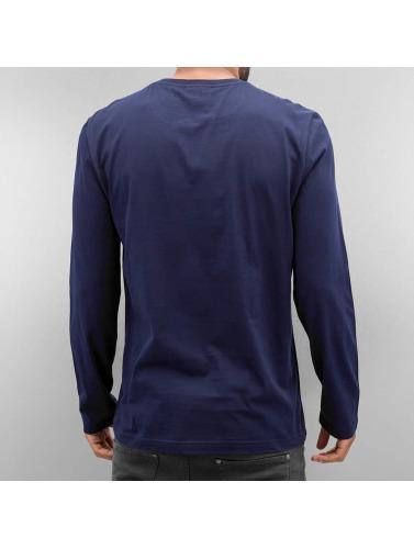 Lacoste Herren Longsleeve Classic in blau