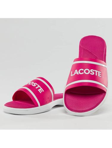 Lacoste Damen Sandalen L.30 Slide in pink