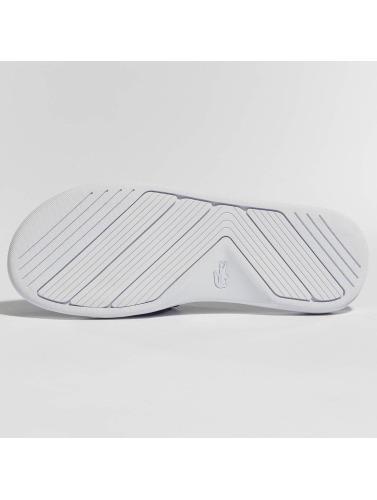 Lacoste Damen Sandalen L.30 Slide in weiß
