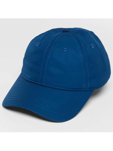 Lacoste Snapback Cap Classic in blau