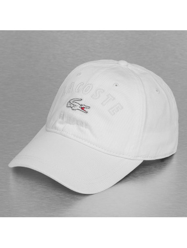 Lacoste Snapback Cap Fairplay in weiß