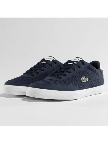 Lacoste Herren Sneaker Court-Master in blau