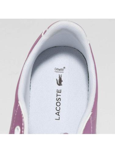 Lacoste Damen Sneaker Carnaby Evo in pink