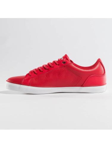 Lacoste Herren Sneaker Lerond 317 4 Cam in rot