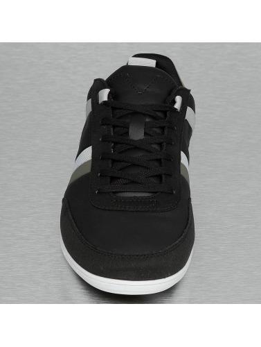Lacoste Herren Sneaker Giron 117 1 Cam in schwarz