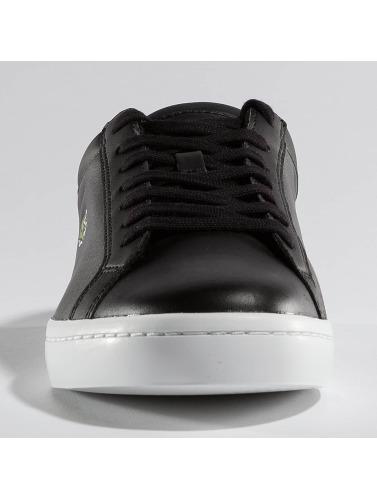 Lacoste Herren Sneaker Straightset BL 1 CAM in schwarz