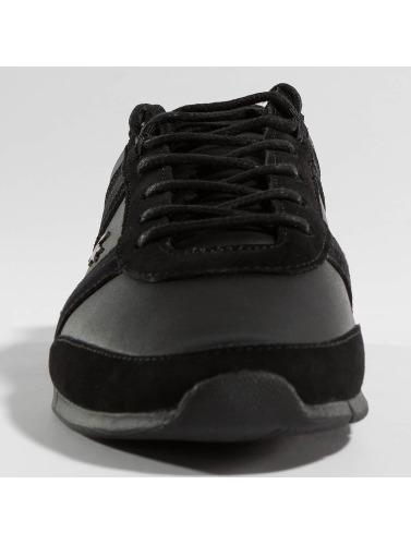 Lacoste Herren Sneaker Menerva in schwarz